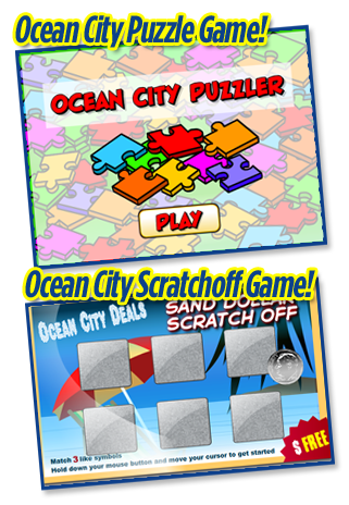 Ocean City Deals Sweepstakes
